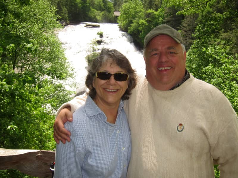 Gary & Kathy from Hendersonville, North Carolina, United States