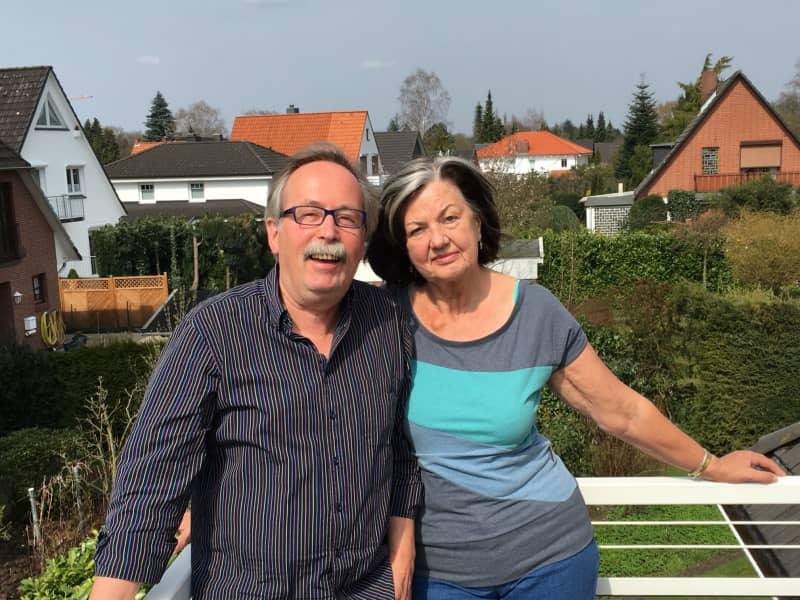 Artur & Jutta from Hamburg, Germany