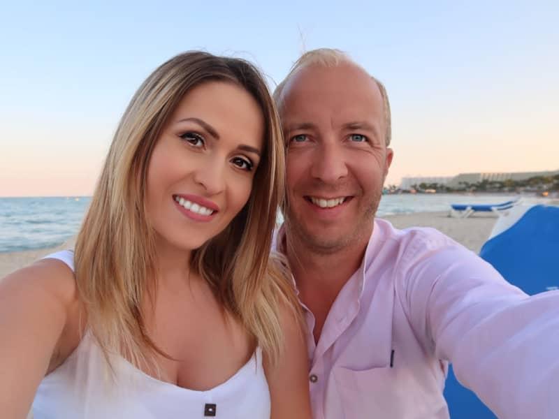 Felix & Daniela from Palma, Spain