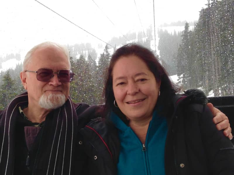 Beatriz & Dennis from Surrey, British Columbia, Canada