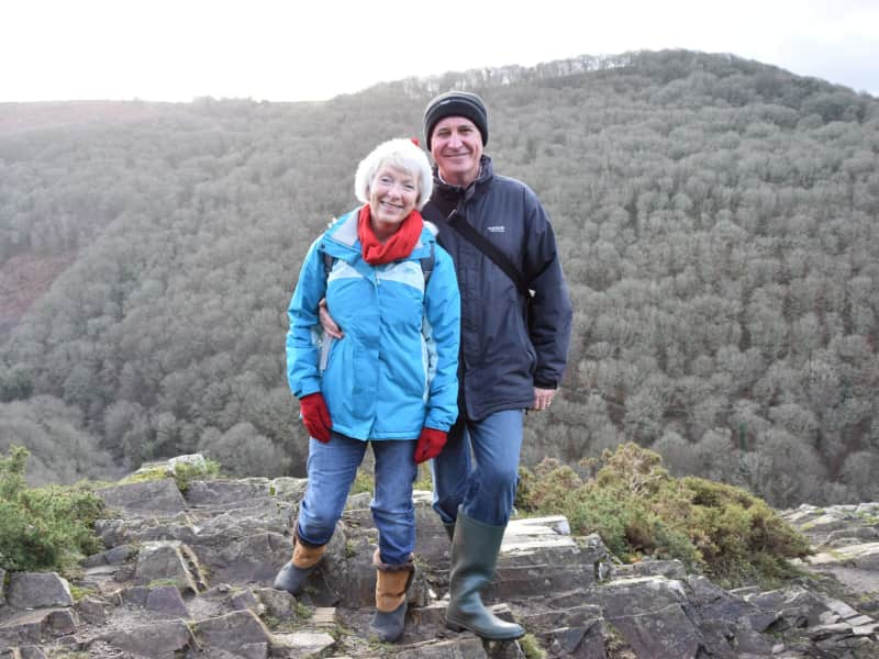 Mike and gill & Gill from Chester, United Kingdom