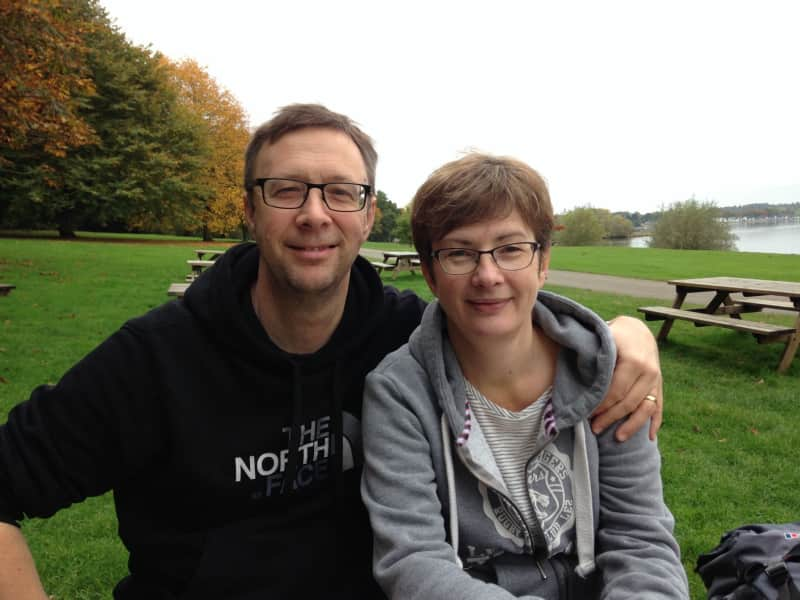 Craig & Emma from Spalding, United Kingdom