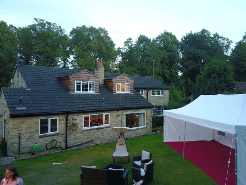 Housesitting assignment in Calverley, United Kingdom