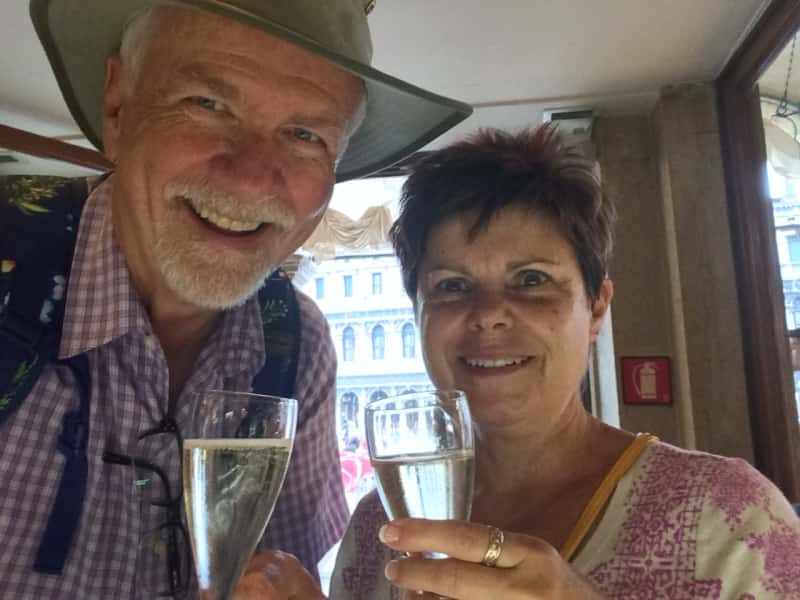 Diane & Michael from Picton, Ontario, Canada