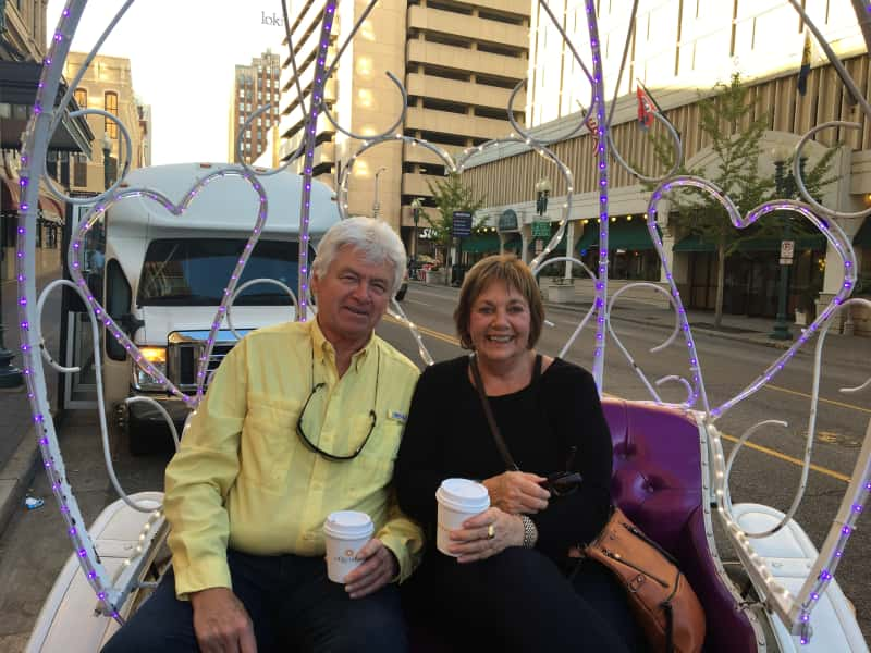 Terry & Bev from Orillia, Ontario, Canada