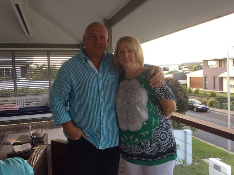 Colin & Gina from Romsey, Victoria, Australia