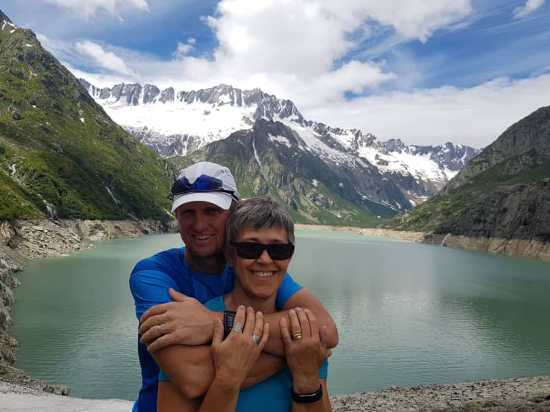 Veronique & Thierry from Dornach, Switzerland