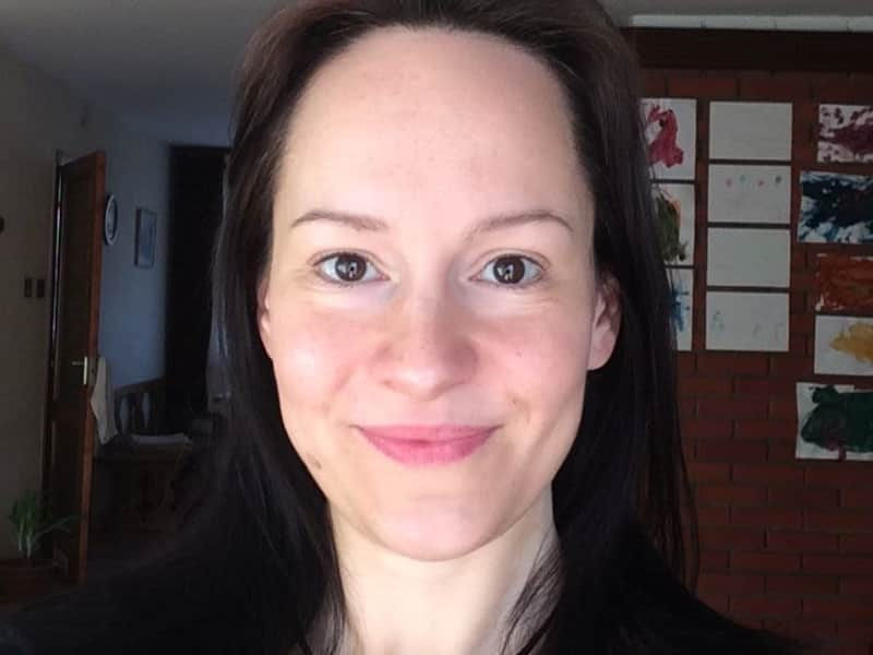 Krisztina from Dombóvár, Hungary