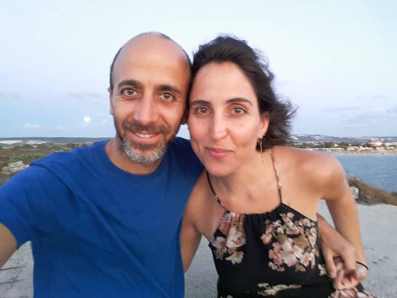 Omry & Noam from Pardés H̱anna Karkur, Israel