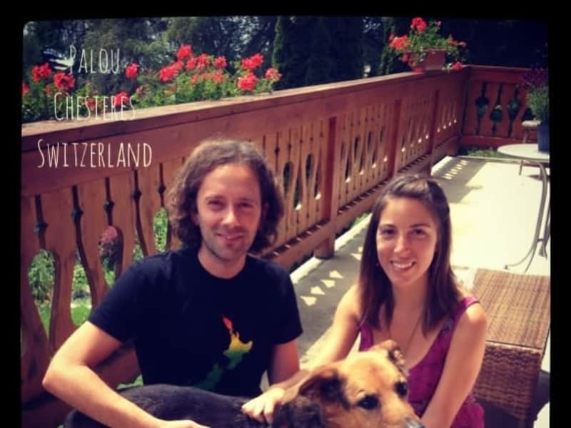 Cecilia & Jonathan from Upper Hutt, New Zealand