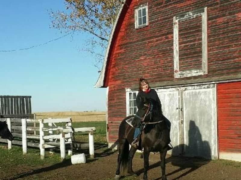 Debbie from Daysland, Alberta, Canada