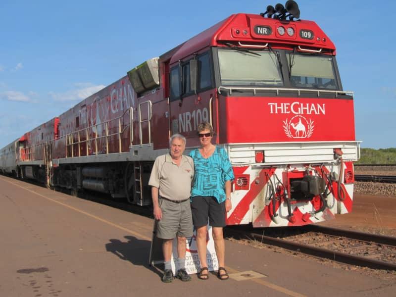 Denise & Neil from Ashburton, New Zealand