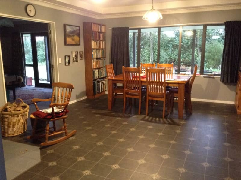 Housesitting assignment in Southbridge, New Zealand