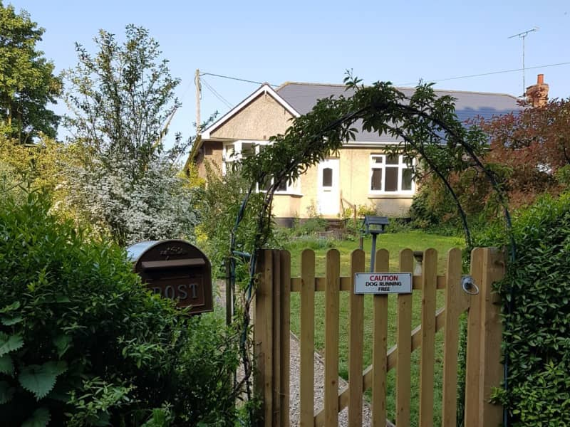 Housesitting assignment in Royal Wootton Bassett, United Kingdom