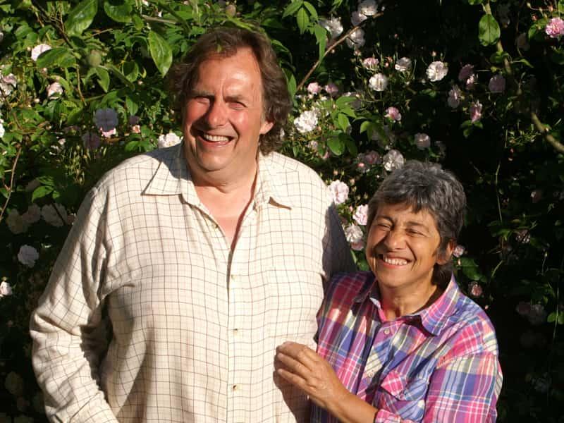 John & Yvonne from Shrewsbury, United Kingdom