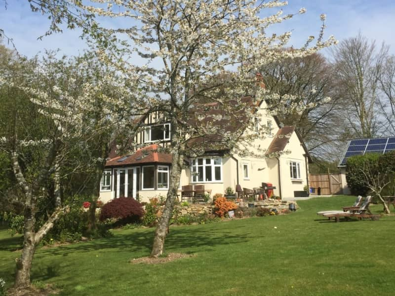 Housesitting assignment in Lostwithiel, United Kingdom