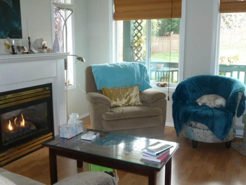 Housesitting assignment in Comox, British Columbia, Canada