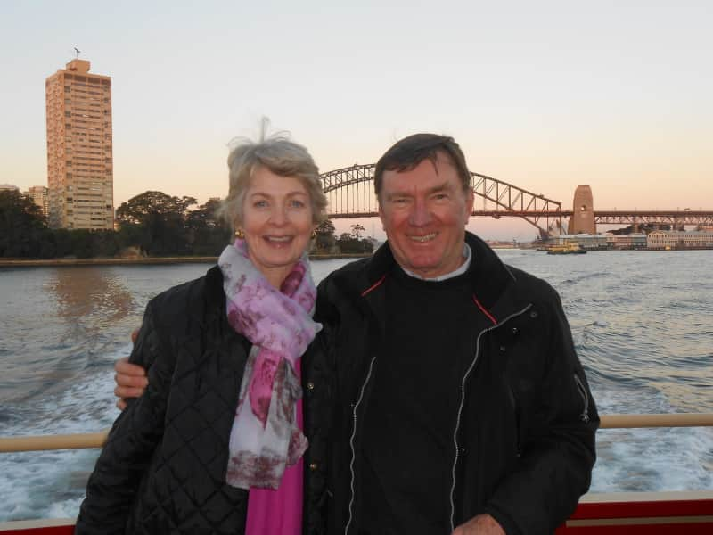 Narelle & David from Avalon, New South Wales, Australia
