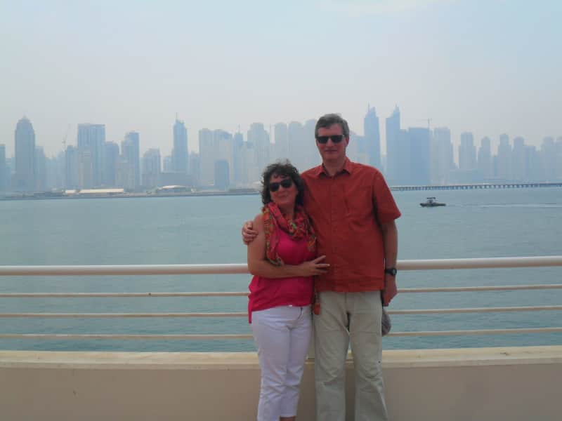 Ian & Mary from Durham, United Kingdom