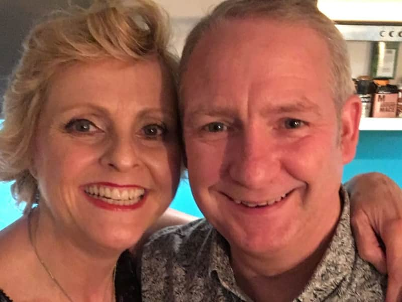 Debbie & Bob from Macclesfield, United Kingdom