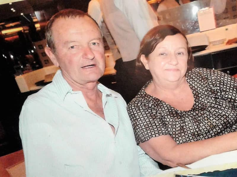 Brenda & Kevin from Edenvale, South Africa