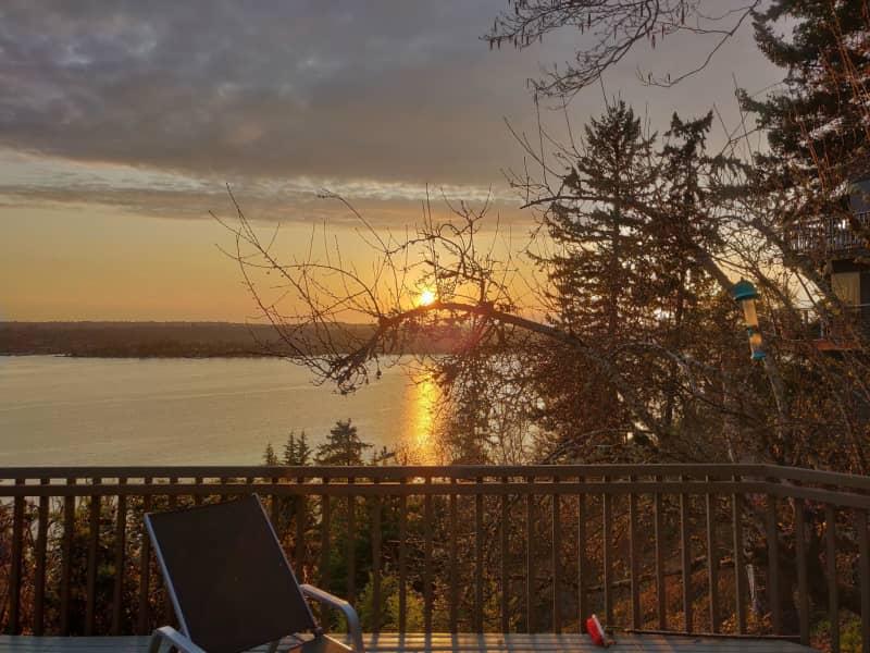 Housesitting assignment in Mercer Island, Washington, United States