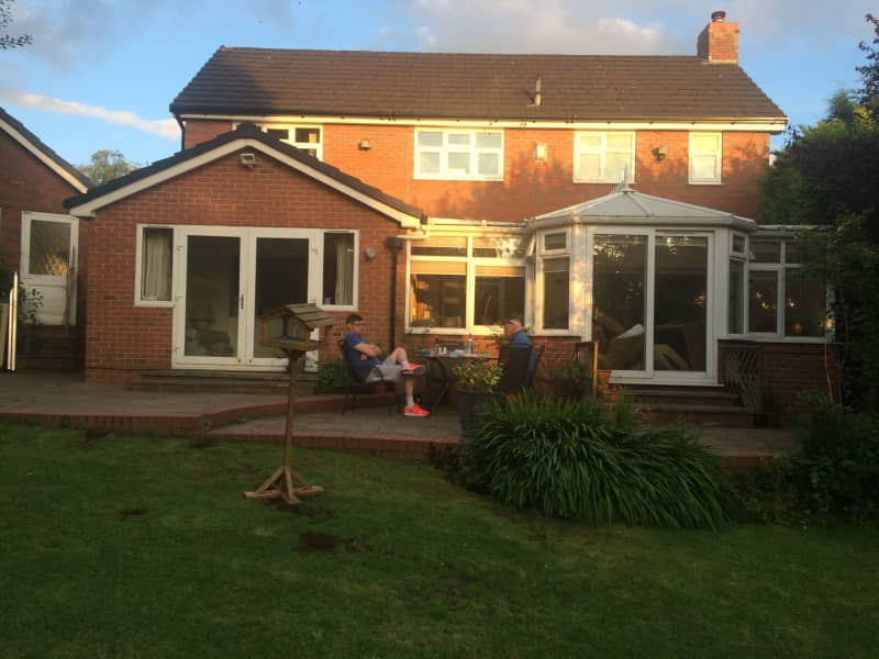 Housesitting assignment in Stockport, United Kingdom