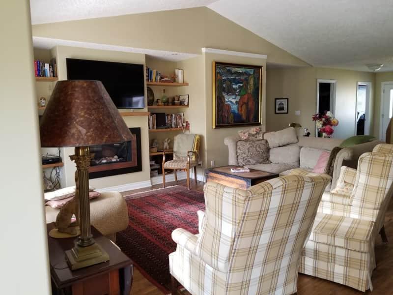 Housesitting assignment in Sooke, British Columbia, Canada