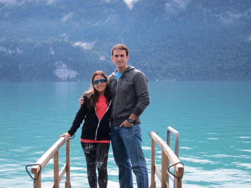 Francesco & Sandra from Amsterdam, Netherlands