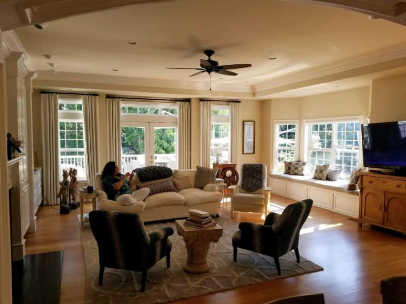 Housesitting assignment in Walnut Creek, California, United States