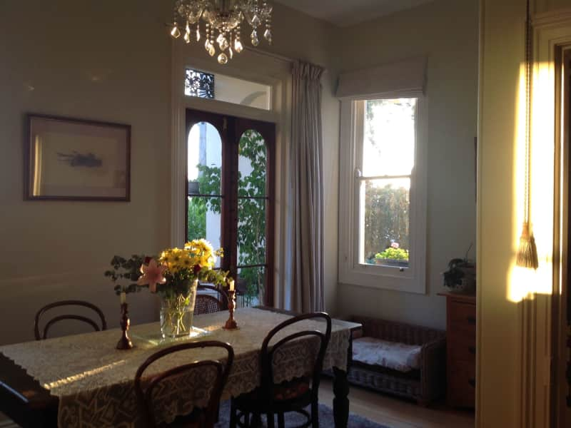 Housesitting assignment in Balmain East, New South Wales, Australia