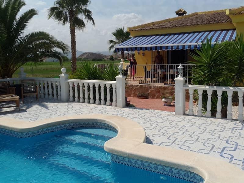 Housesitting assignment in Callosa de Segura, Spain