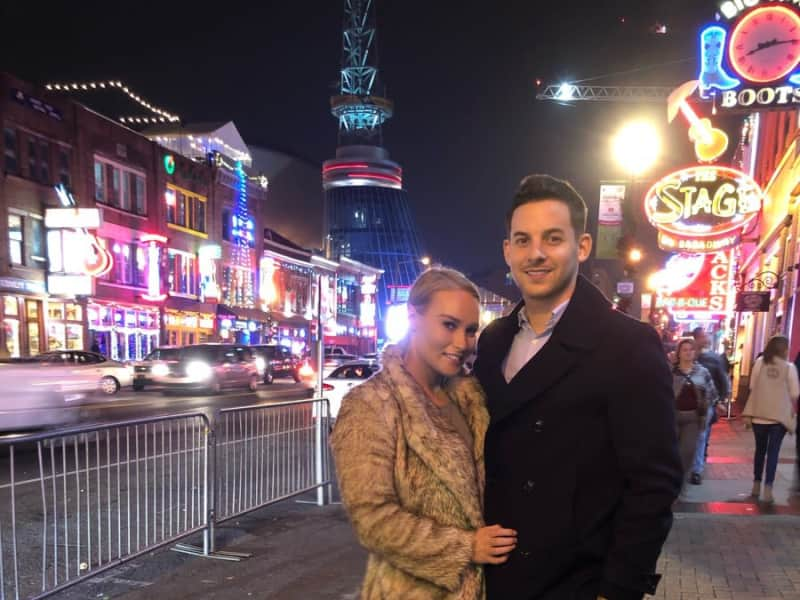 Kristina & Ben from Plymouth Meeting, Pennsylvania, United States