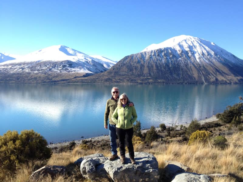 Joy & Rex from Wanaka, New Zealand