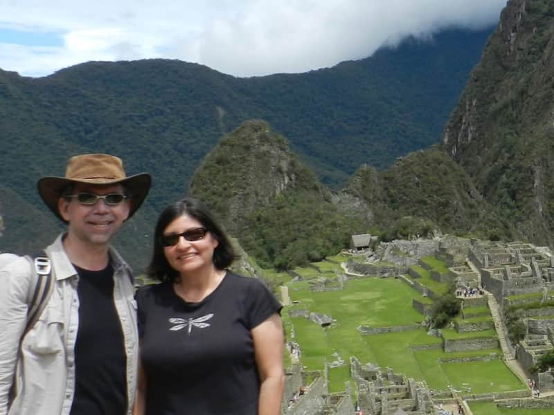 Tim & Christina from São Paulo, Brazil