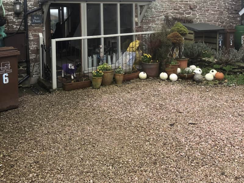 Housesitting assignment in Bigbury on Sea, United Kingdom