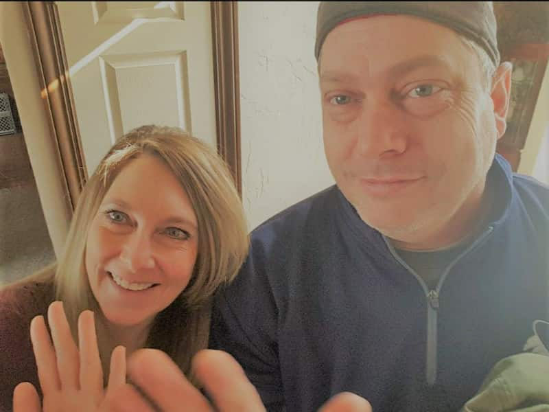 Wendi & Gregg from Green Bay, Wisconsin, United States