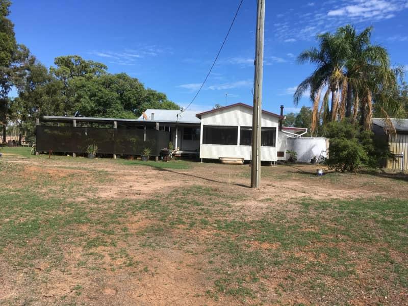 Housesitting assignment in Chinchilla, Queensland, Australia