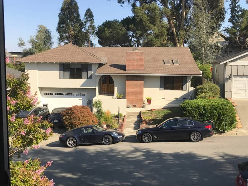 Housesitting assignment in San Carlos, California, United States