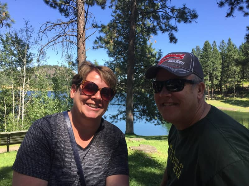 Shannon & Doug from Beaumont, Alberta, Canada