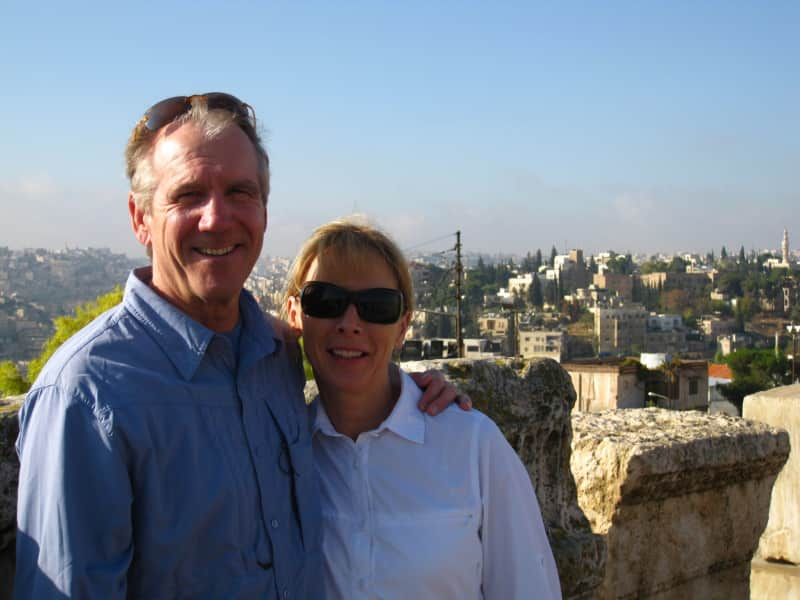 John & Debby from The Woodlands, Texas, United States