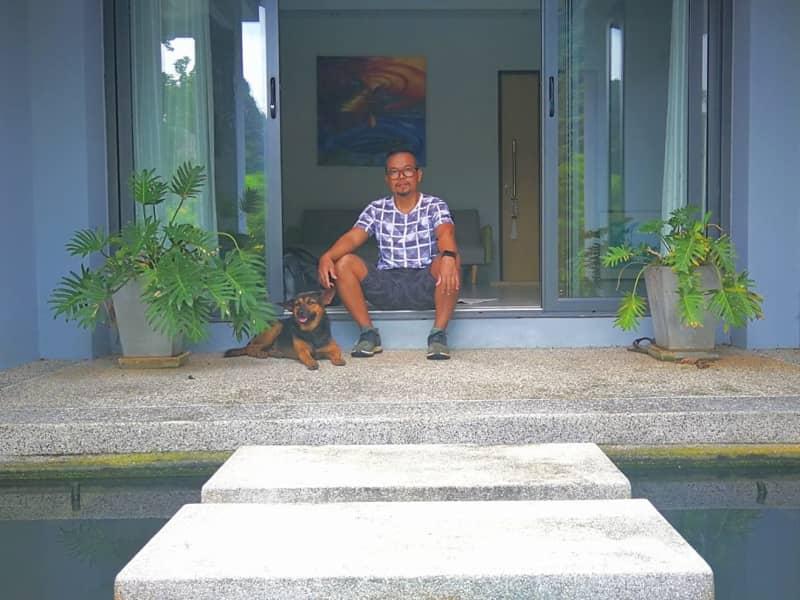 Housesitting assignment in Krabi, Thailand