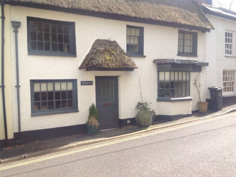Housesitting assignment in Lympstone, United Kingdom