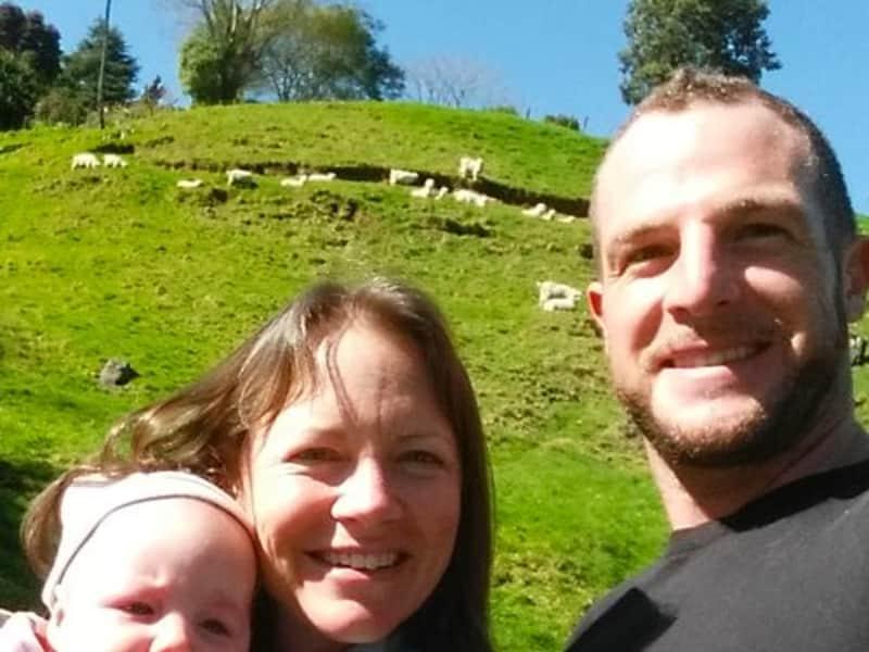 Karen & Andrej from Matakana, New Zealand