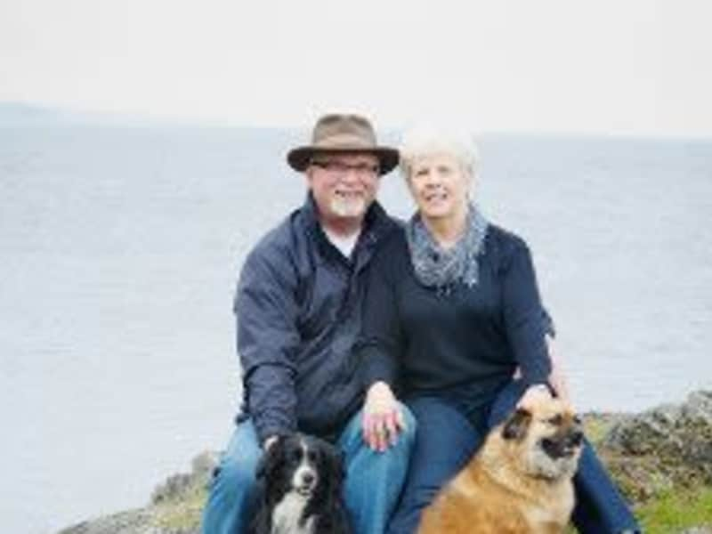 J graham & Vicki from West Vancouver, British Columbia, Canada