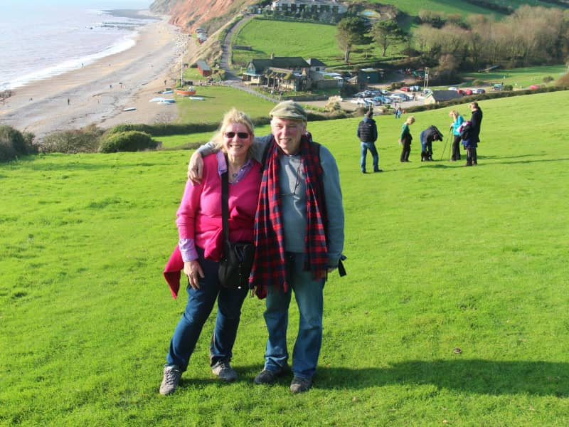 John & Marion from Coventry, United Kingdom