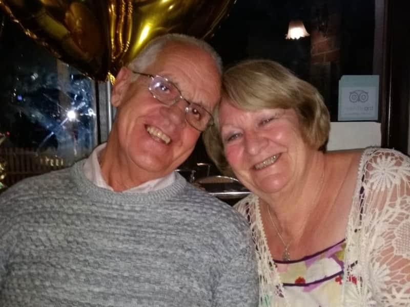 Geoff & Sue from Ashford, United Kingdom