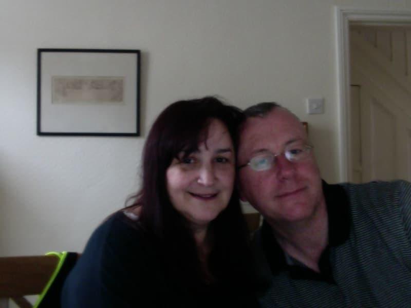 Antony & Jelena from Salford, United Kingdom