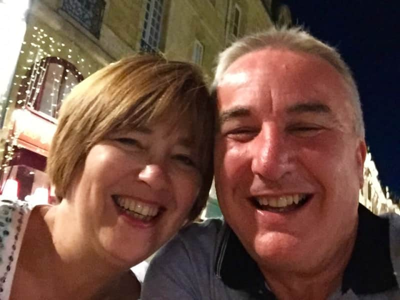 David & Stephanie from Port Talbot, United Kingdom