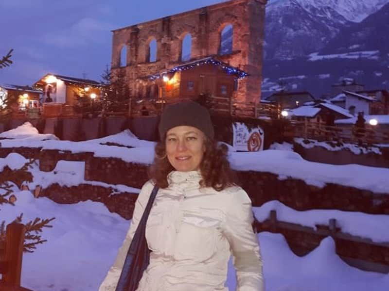 Deborah from Ivrea, Italy